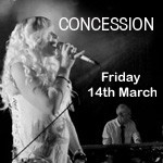 Phatfish Farewell Concert, 14th March 2014, Concession TICKET
