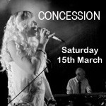 Phatfish Farewell Concert, 15th March 2014, Concession TICKET