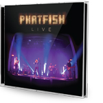 PHATFISH Live (Double CD)